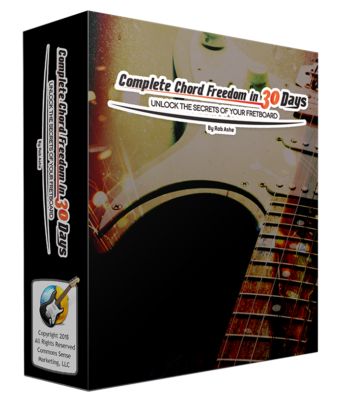 Complete Chord Freedom In 30 Days