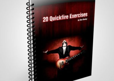 20 Quickfire Exercises