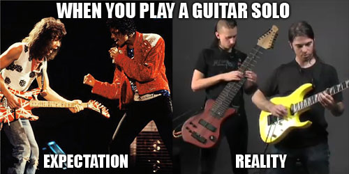 how to play tush solo