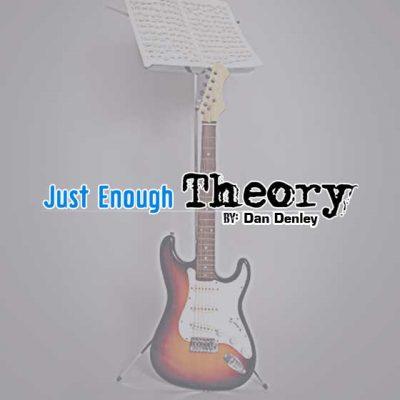 just-enough-theory-by-dan-denley