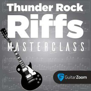 Thunder Rock Riffs