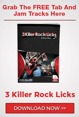 3 Killer Rock Licks
