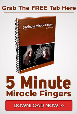 Five Minute Miracle Fingers