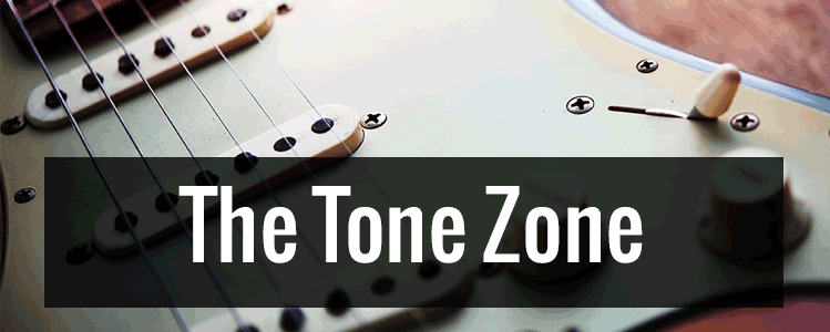 The Tone Zone - Jam Tracks app for iPhone