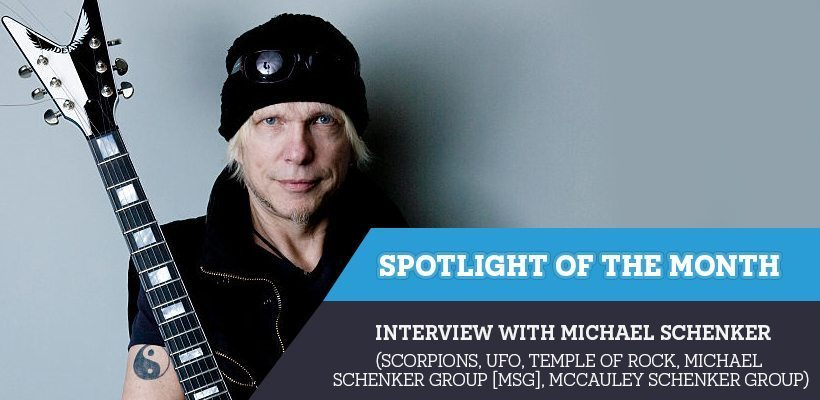Interview with Michael Schenker