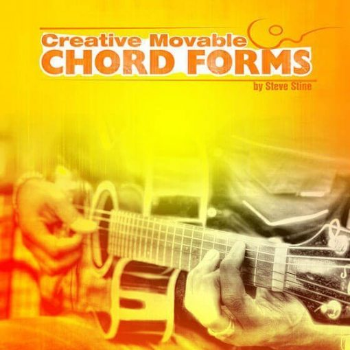 Creative Movable Chord Forms Guitarzoom Play Guitar Now With