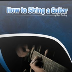 how-to-string-a-guitar