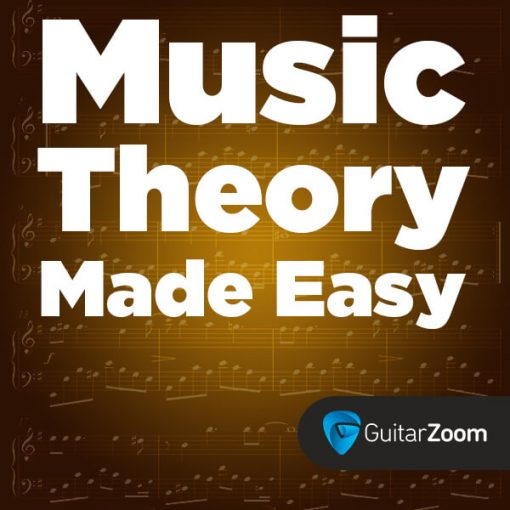 Music Theory Made Easy Guitarzoom Play Guitar Now With