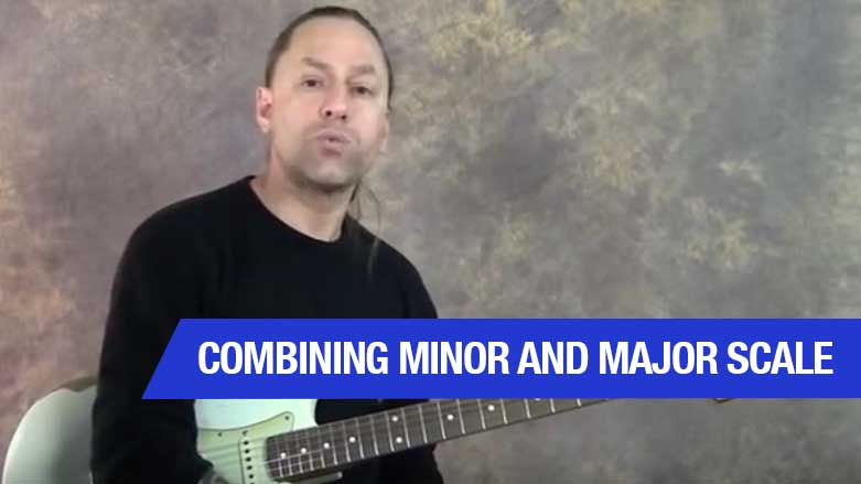 Combining Minor And Major Scales
