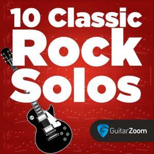 10 Classic Rock Solos
