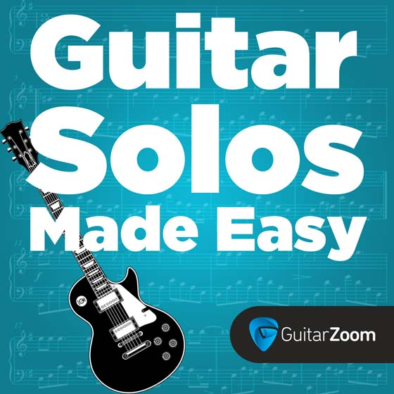 Guitar Solos Made Easy