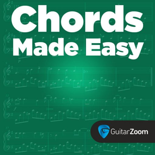 Chords Made Easy - Guitarzoom.com • Play Guitar Now with GuitarZoom