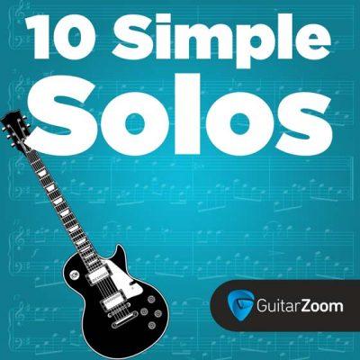 10-simple-solos