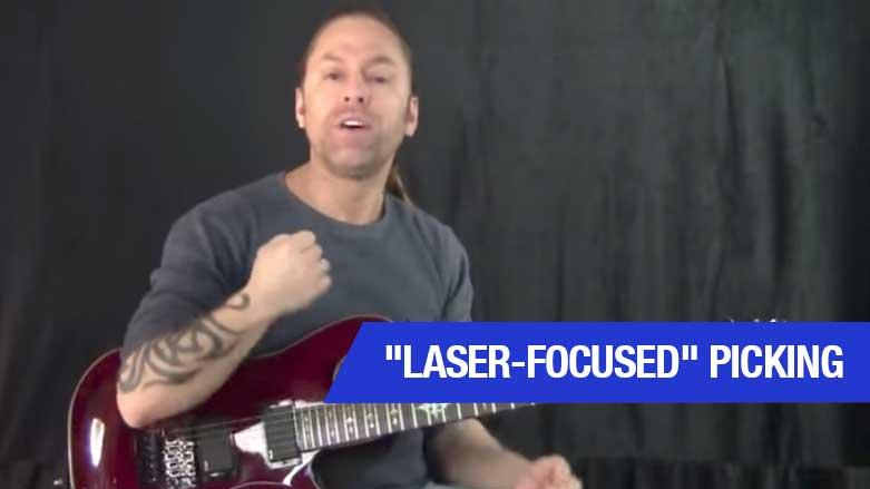 """""""Laser-Focused"""" Picking"""