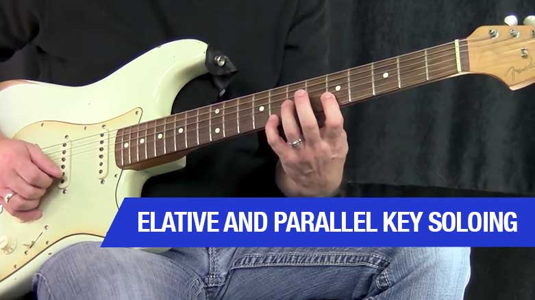 Elative And Parallel Key Soloing
