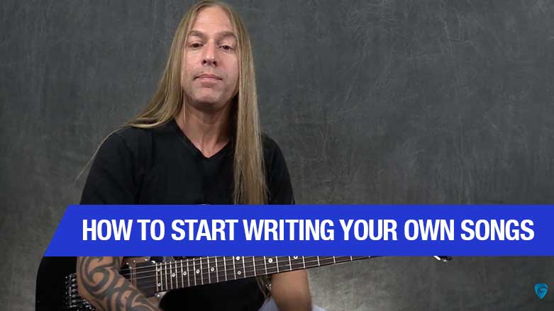 How To Start Writing Your Own Songs