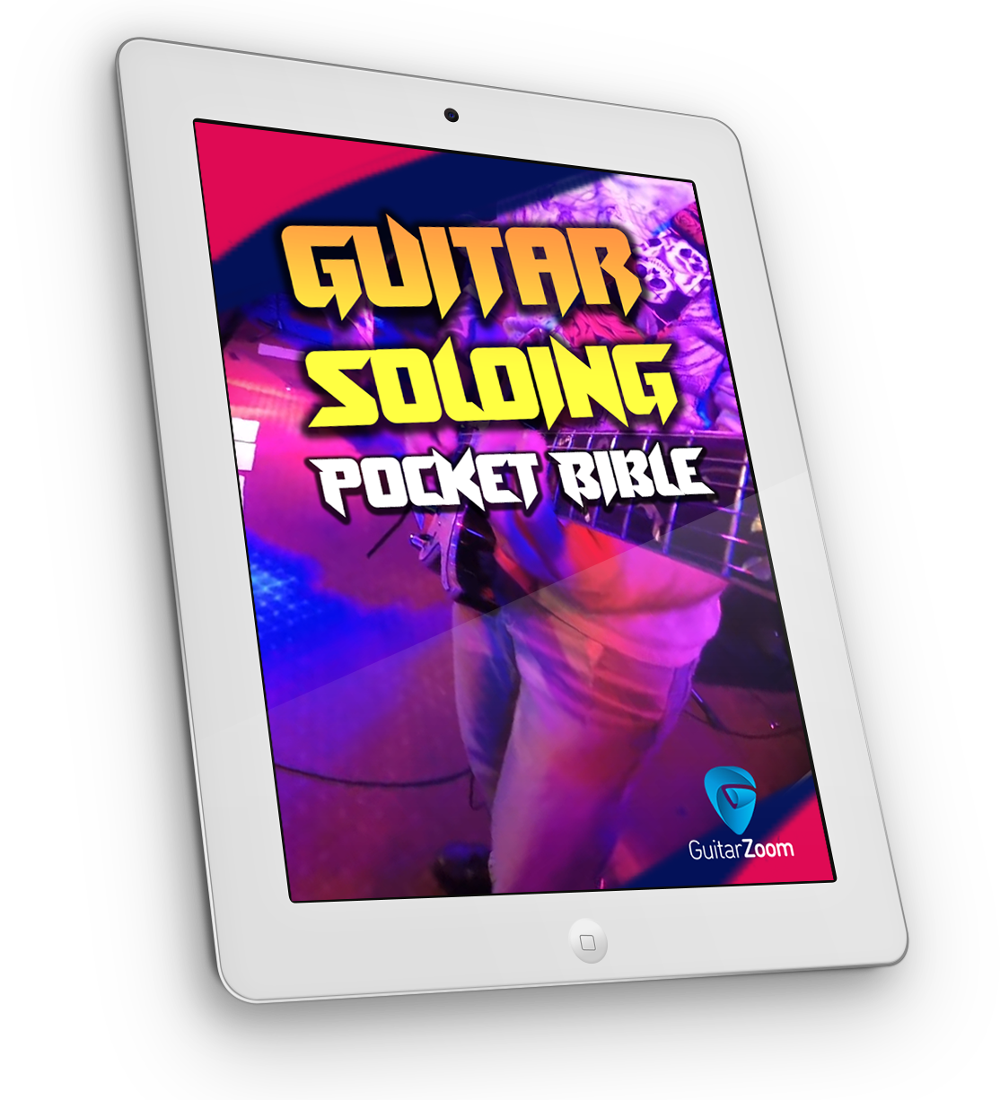 Guitar Soloing Cheat Sheet