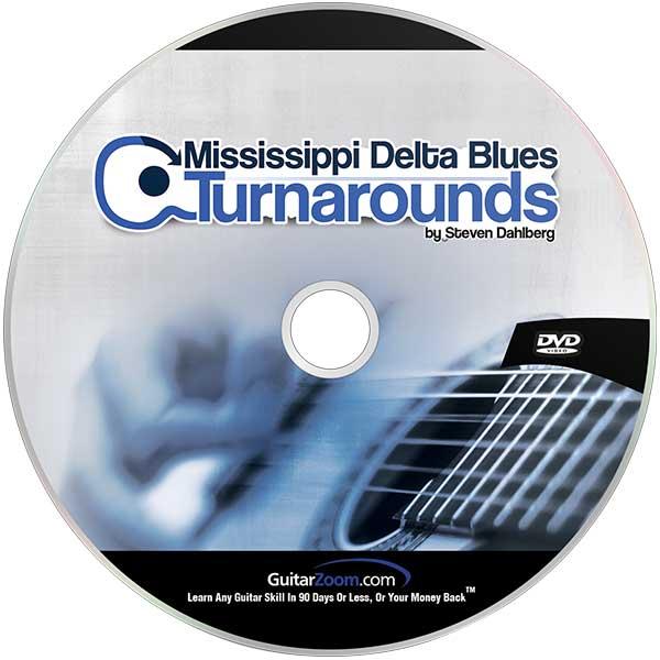 Mississippi Delta Blues Turnarounds