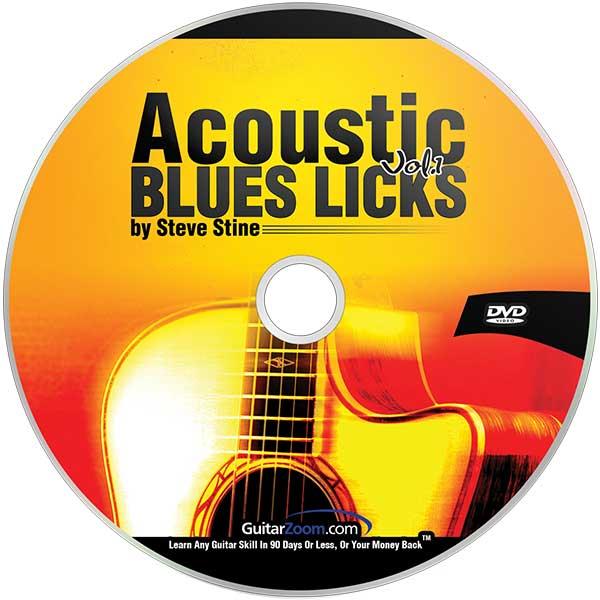 Acoustic Blues Licks