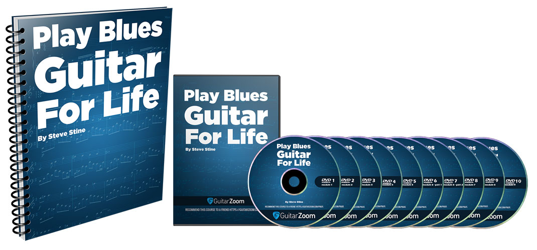Play Blues Guitar For Life Guitarzoom Play Guitar Now With