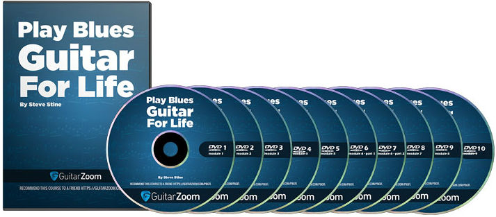 NEW! Play Blues Guitar for Life - Guitarzoom com • Play Guitar Now