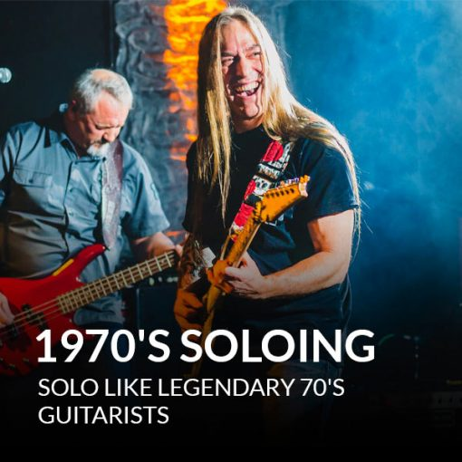 1970's Soloing Masterclass - GuitarZoom - Online Guitar