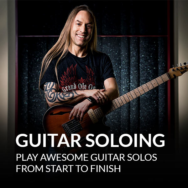 Soloing