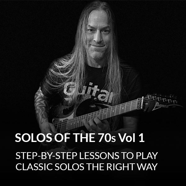 Solos of the 70's