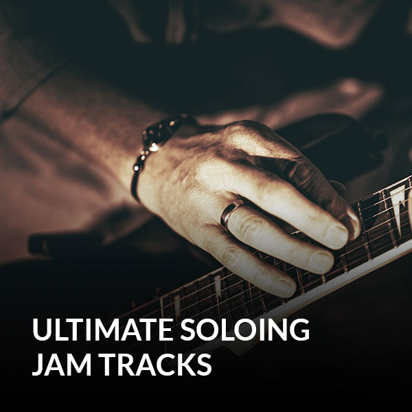 Ultimate Soloing Jam Tracks