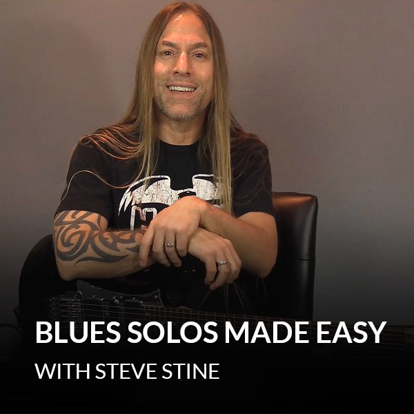 Blues Solos Made Easy