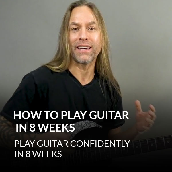 How To Play Guitar In 8 Weeks
