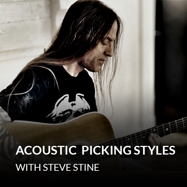 Acoustic Picking Styles