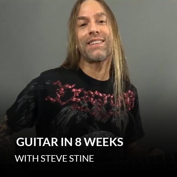 Guitar in 8 Weeks