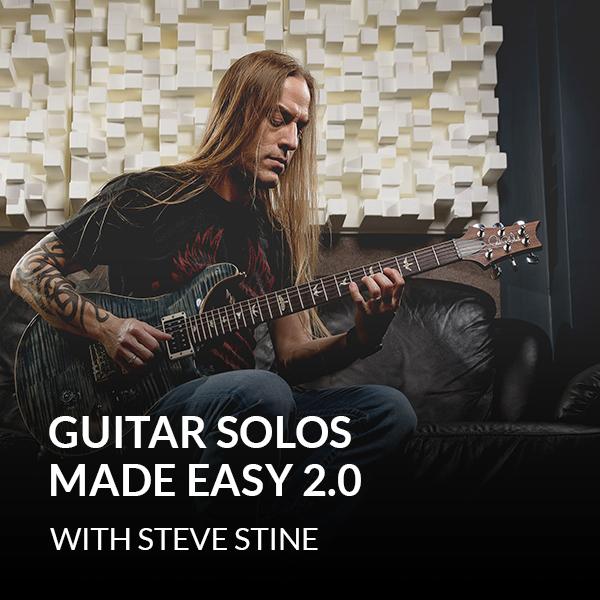Guitar Solos Made Easy 2.0