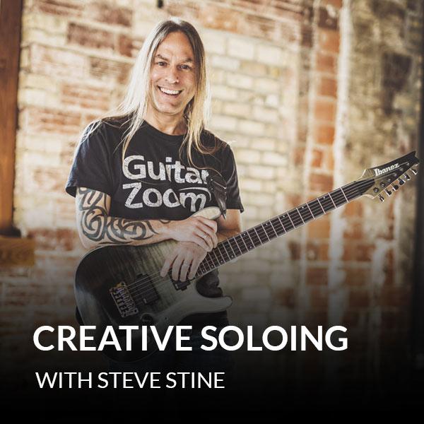 Creative Soloing